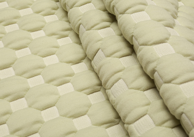 hot sale knittedted mattress fabric low price good quality knittedted mattress fabric